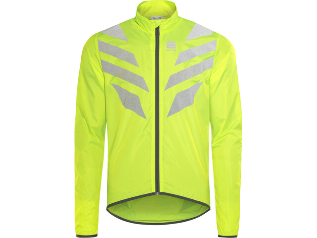 Sportful Reflex Jas Heren, yellow fluo